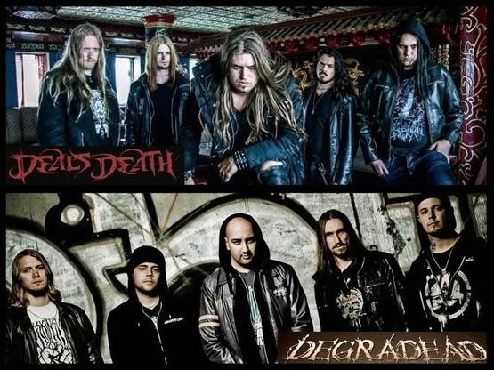 Degradead och Deals Death