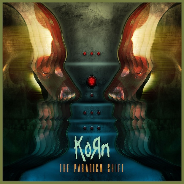 Korn_TheParadigmShift_Cover
