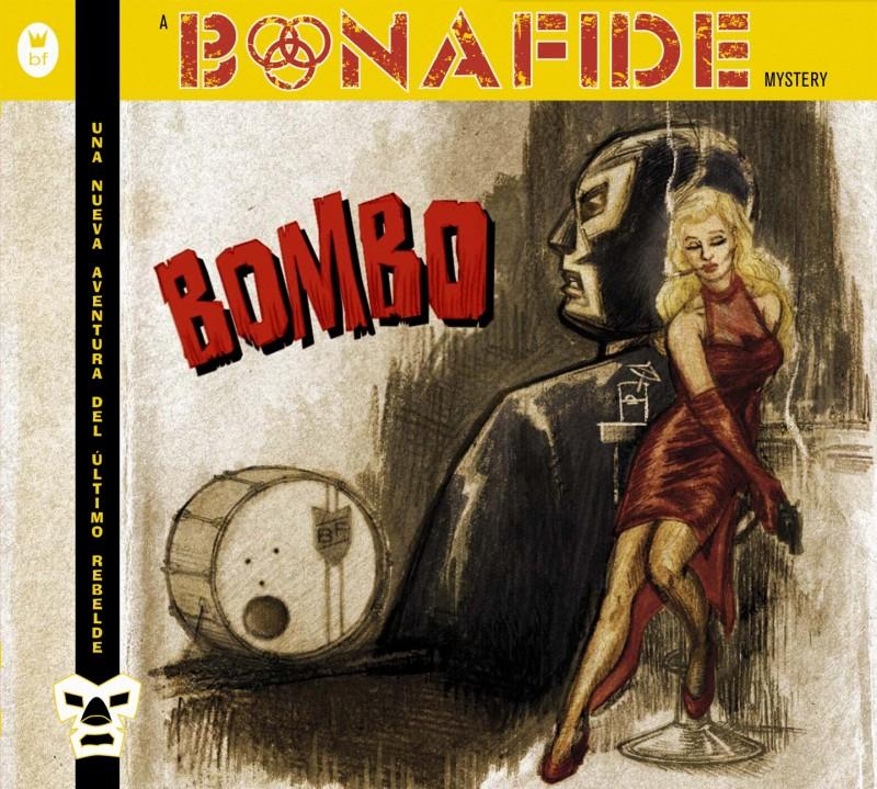 BONAFIDE - Bombo - Artwork