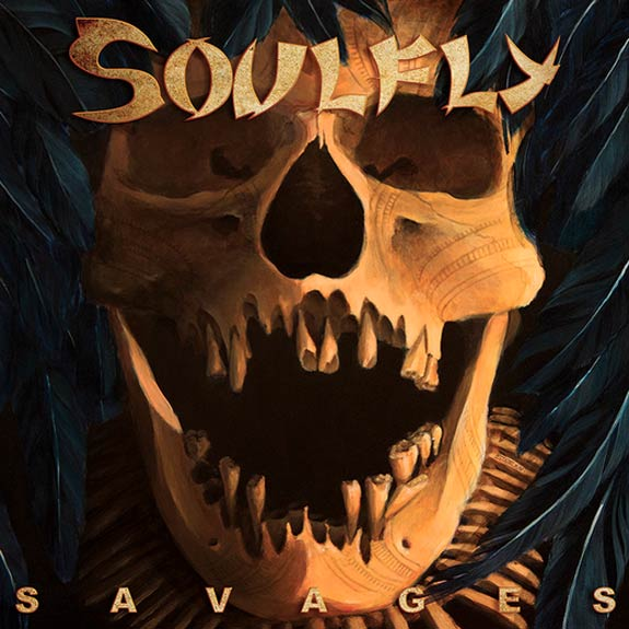 Soulfly-Savages