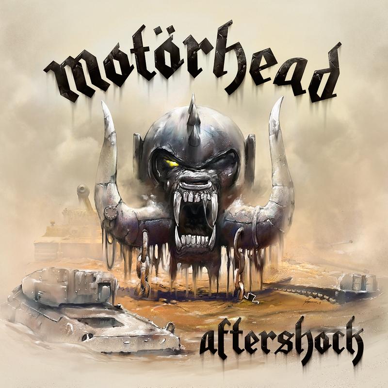 Motörhead - Aftershock - Artwork