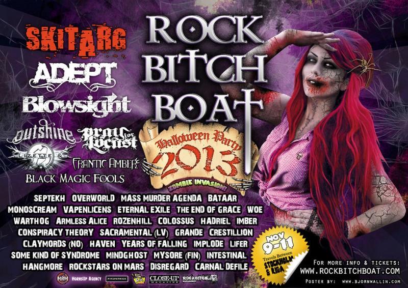 RockBitchBoat