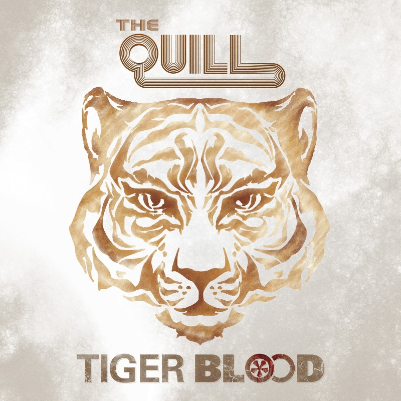 The Quill - Tiger Blood (Cover)