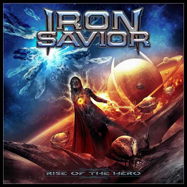 ALBUM: Iron Savior – Rise Of The Hero