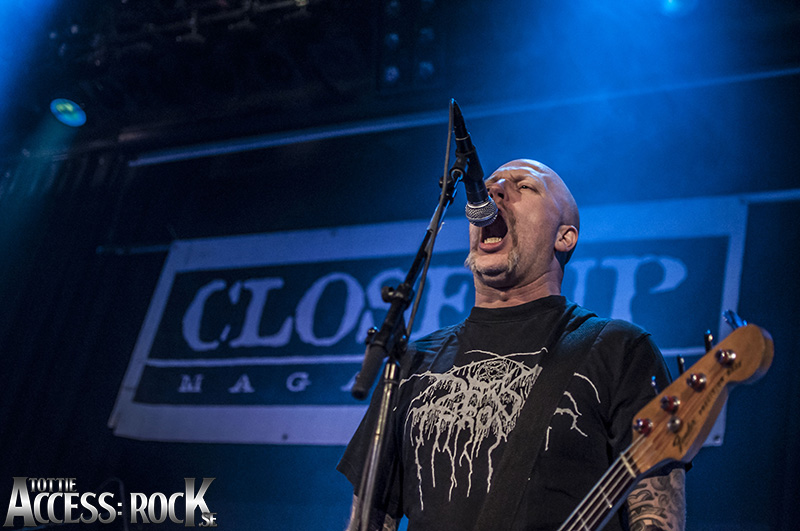 LIVE: Torture Division på Close-Up Båten – Stockholm/Åbo