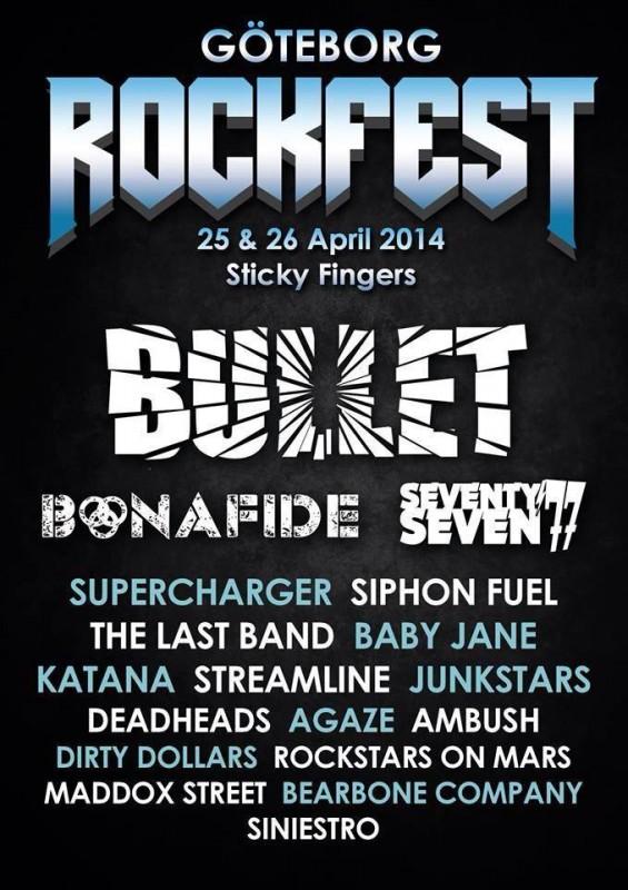 Göteborg Rockfest