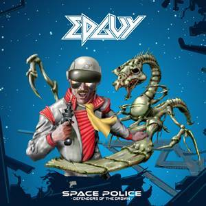 ALBUM: Edguy – Space Police – Defenders Of The Crown