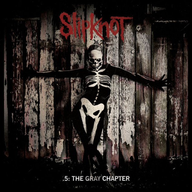 ALBUM: Slipknot – .5: The Gray Chapter