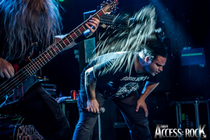 LIVE: Cannibal Corpse, Revocation, Aeon – Debaser Strand