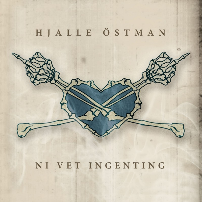 Hjalle Östman - Ni Vet Ingenting - Artwork