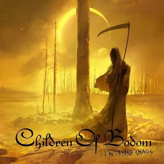 ALBUM: Children of Bodom – I Worship Chaos