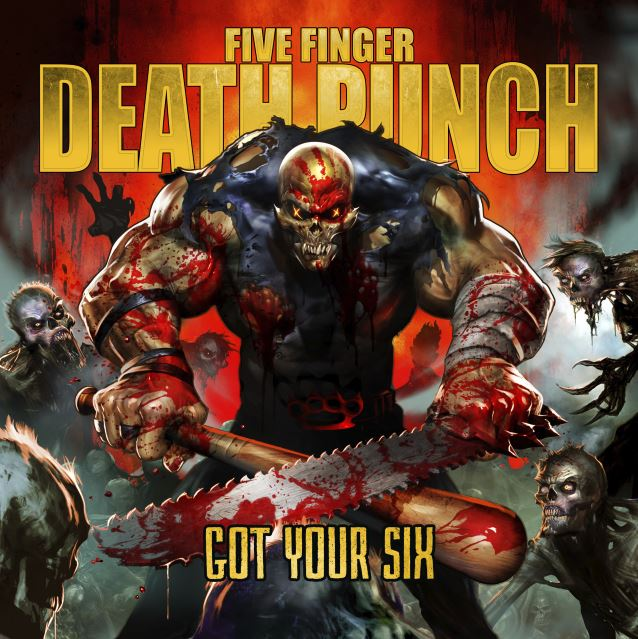 ALBUM: Five Finger Death Punch – Got Your Six