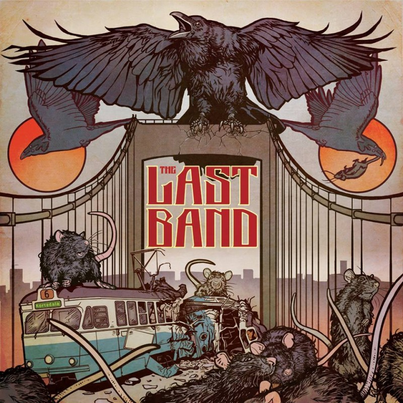 "Video: The Last Band – ""Get Behind Me Satan"""