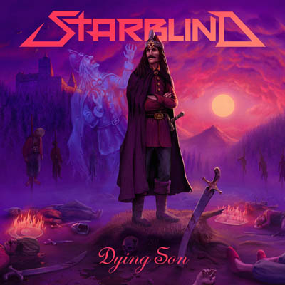 Cover STARBLIND_Dying Son