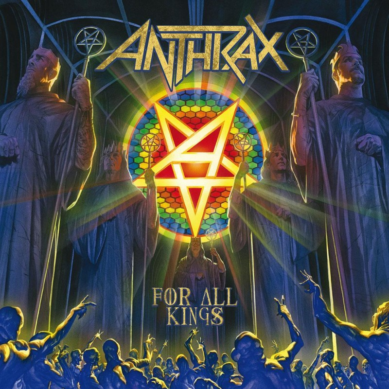 ALBUM: Anthrax – For All kings