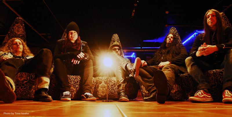 Band Photo Spiritual Beggars