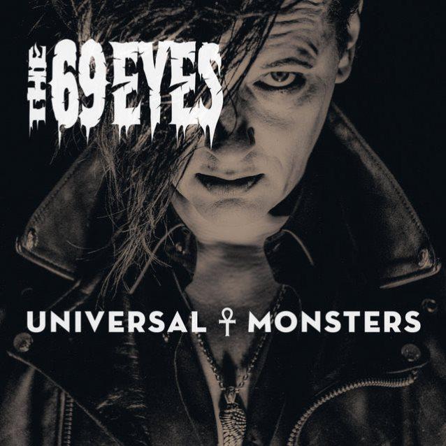 ALBUM: The 69 Eyes – Universal Monsters