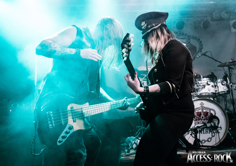 Pics: Frontback – Mother Mersy – Folkets Bar