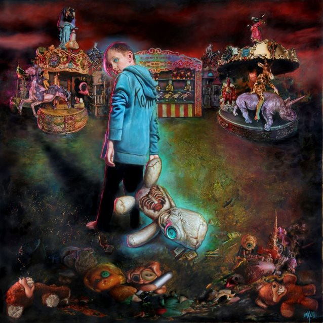 ALBUM: Korn – The Serenity of Suffering